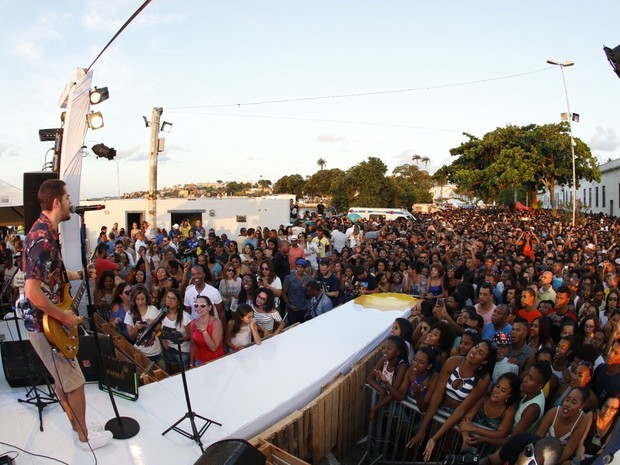 Projeto do Jammil no Humaitá, em Salvador (Foto: GB Souza / Divulgação)
