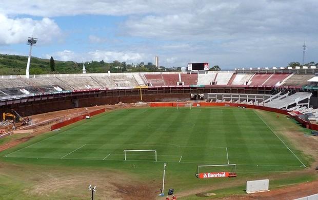 obras estádio Beira Rio Copa do Mundo 2014 (Foto: Arena)