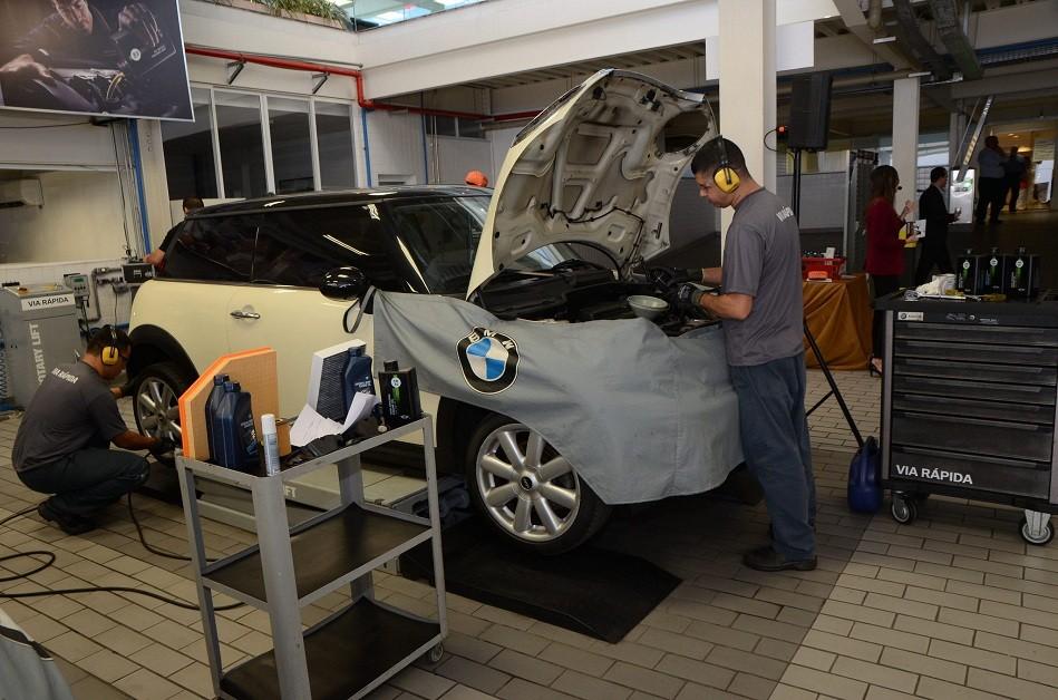BMW Group Brasil anuncia formatos de atendimento de Pós-Vendas Via Rápida (Foto: Divulgação)