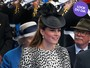 Look do dia: Kate Middleton arrasa de animal print em Londres
