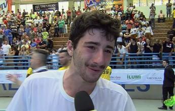 Campanha bate Andradas e conquista segundo título da Taça EPTV de Futsal