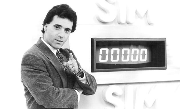 Tony Ramos foi um dos apresentadores do 'Você decide' (Foto: Reprodução)