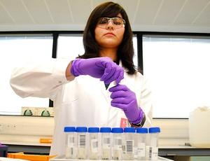 laboratório exame doping Olimpíadas (Foto: Getty Images)