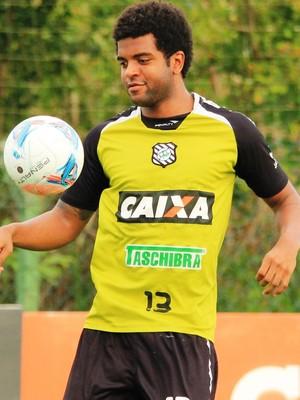 Nirley Figueirense (Foto: Luiz Henrique/Figueirense F.C)