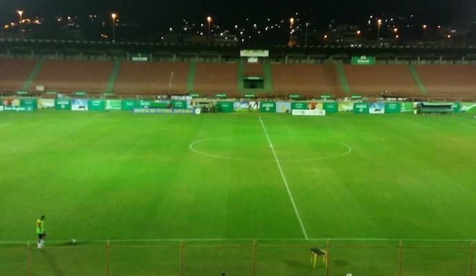 Estádio Engenheiro Araripe (Foto: Richard Pinheiro/GloboEsporte.com)
