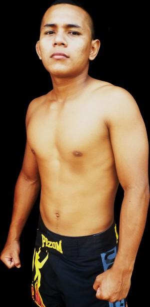 Yan Ferras lutador de mma amazonas (Foto: Divulgação)