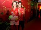 Veja quem passou pelo sambódromo do Rio para ver o Desfile das Campeãs