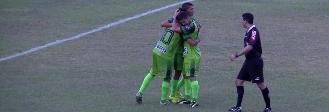 ef64bd5bf3 4 de Julho x Cordino - Campeonato Brasileiro Série D 2018 ...
