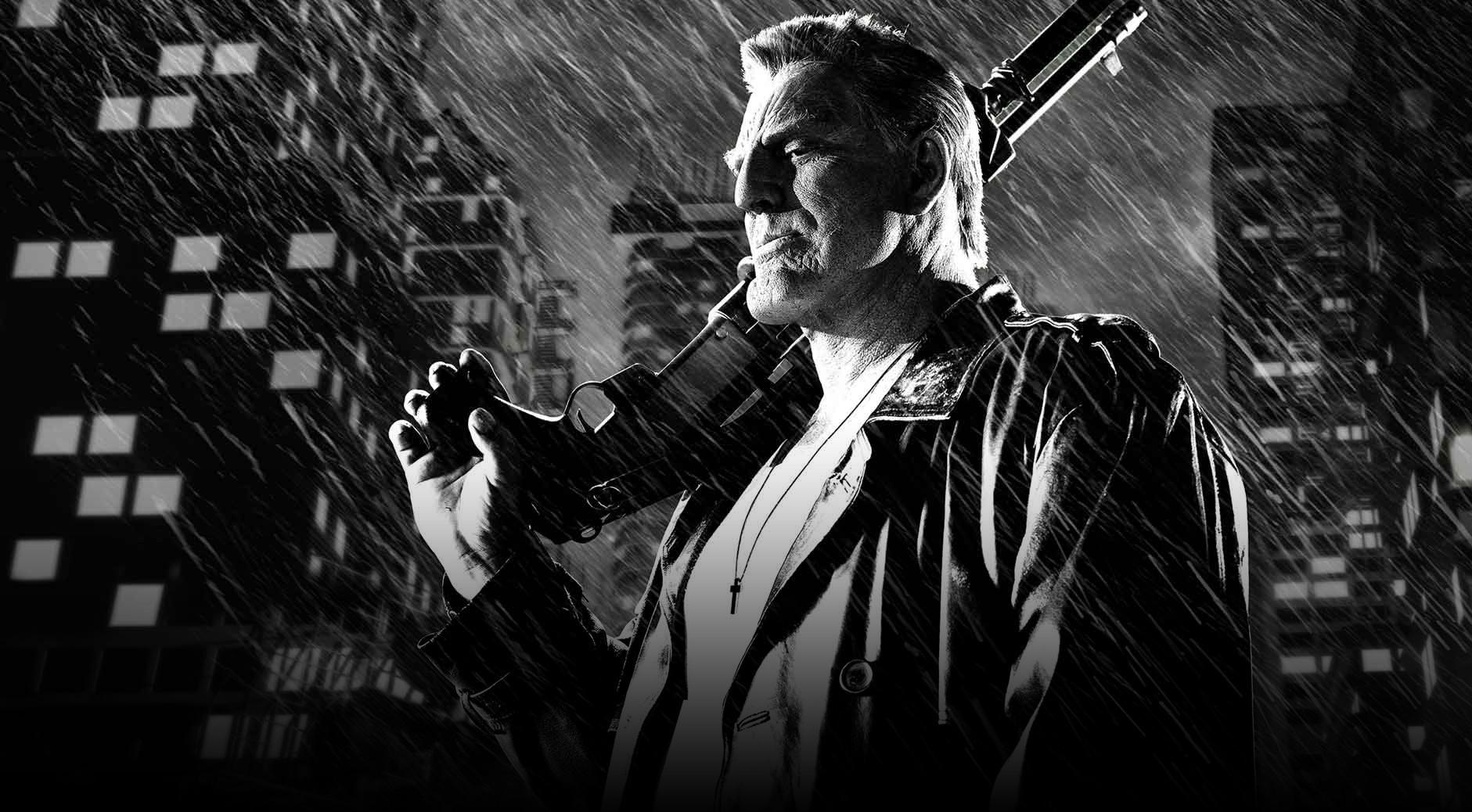 Sin City: Tarantino especialmente convidado (Foto: Divulgação)