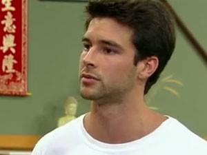 Bernardo Velasco vive o personagem Nando em Malhação (Foto: Malhação / Tv Globo)
