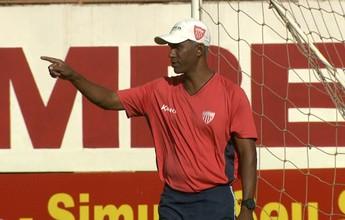 Claudinho Batista desaprova, e Mogi abandonará 4-3-3 contra o Palmeiras