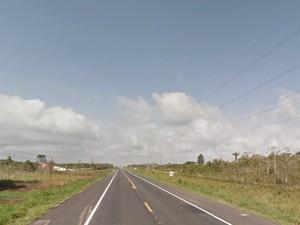UTE deve ser instalada nos dois lados da rodovia Pe. Manoel da Nóbrega (Foto: Reprodução/Google)