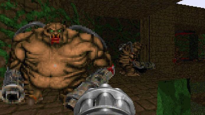 Criado por duas equipes de fãs, Final Doom acabou por ser lançado como um produto oficial (Foto: Reprodução/Steam)