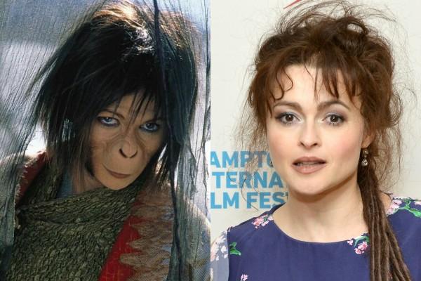 Helena Bonham Carter como Ari (Foto: Reprodução/Getty Images)