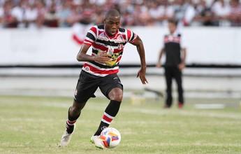 Com pré-contrato com o Figueirense, lateral Marlon deve deixar o Salgueiro
