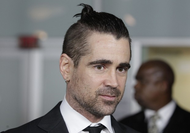 Colin Farrell na première do filme 'Dead Man Down' em Los Angeles, nos Estados Unidos (Foto: Fred Prouser/ Reuters)