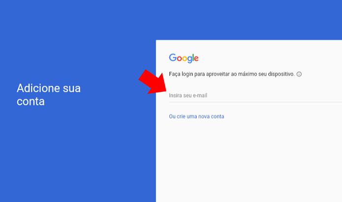 Instale o AMIDuOS no Windows e faça login com uma conta Google (Foto: Reprodução/Paulo Alves)