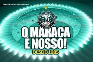 Coritiba Atlético-PR piada vice da Copa do Brasil (Foto: Reprodução / Facebook)