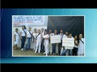 Funcionários de hospital em Machacalis paralisam atividades