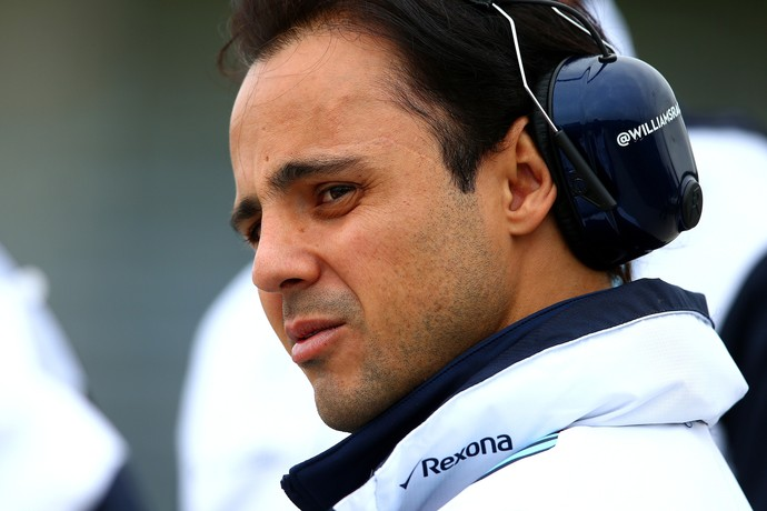 Felipe Massa Fórmula 1 2015 (Foto: Getty Images)