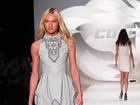 Candice Swanepoel é a estrela da Colcci na São Paulo Fashion Week
