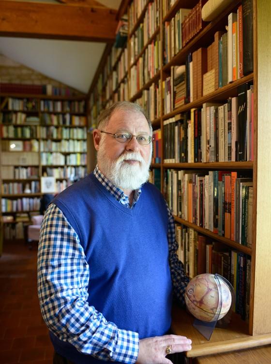 O escritor Alberto Manguel (Foto: Ulf Andersen / Aurimages)