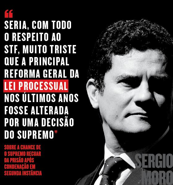 Sergio Moro (Foto: Época)