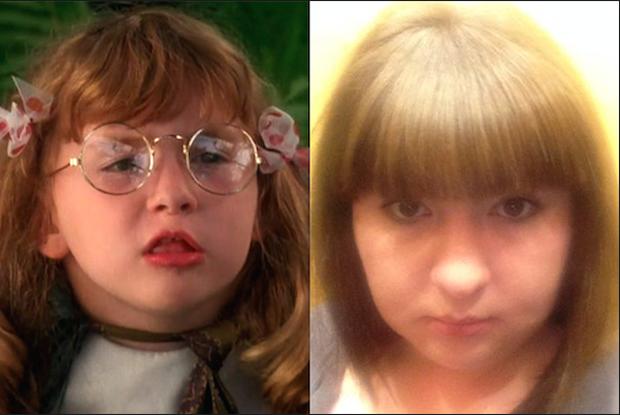 Amy Sakasitz viveu Margareth Wade em Dennis, o Pimentinha (1993) (Foto: Reprodução)