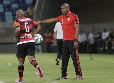 Cristóvão Borges Vasco x Flamengo (Foto: Gilvan de Souza / Flamengo)