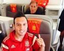 Jogadores garantem que Espanha chega ao Brasil na ponta dos cascos