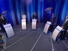 Candidatos à Prefeitura do Recife debatem propostas na TV Globo