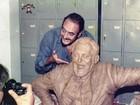 Miele tinha sua estátua em tamanho real em casa; conheça a história