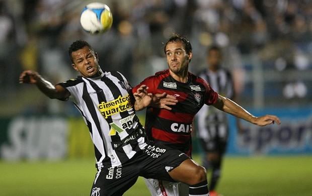 Em ritmo de Carnaval, Ceará não toma conhecimento do Vitória, goleia por 5  X 1 e vai a semifinal da Copa do Nordeste