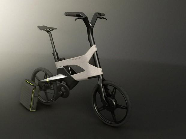 Peugeot eBike Concept eDL122   (Foto: Divulgação)