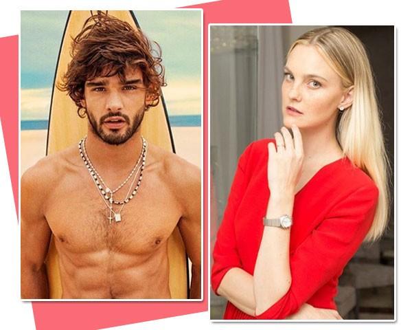 Marlon Teixeira e Carol Trentini (Foto: Reprodução Instagram)