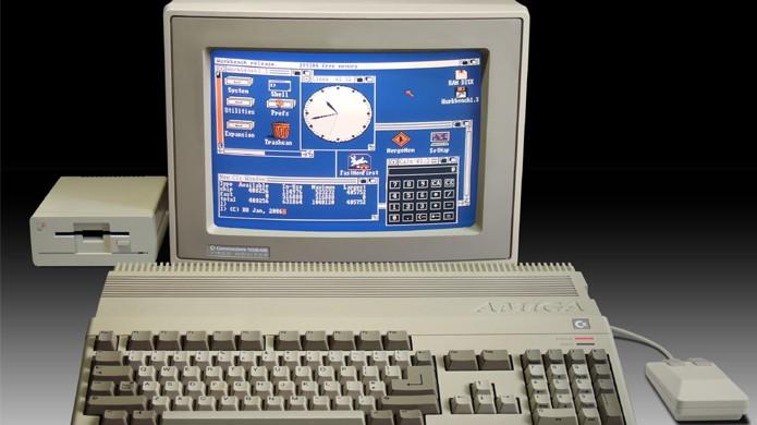 Antigo computador Amiga era usado para compor músicas de Pokémon (Foto: Wikipedia)