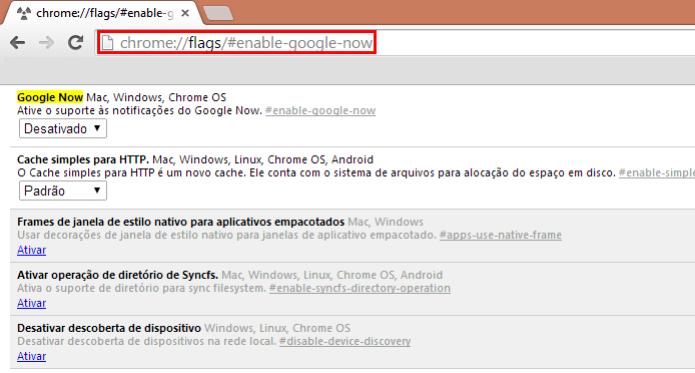 Aqui você encontrará a opção de ativar o Google Now (Foto: Reprodução/Paulo Alves) (Foto: Aqui você encontrará a opção de ativar o Google Now (Foto: Reprodução/Paulo Alves))