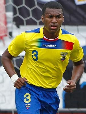 Frickson Erazo seleção do Equador Flamengo (Foto: Getty Images)