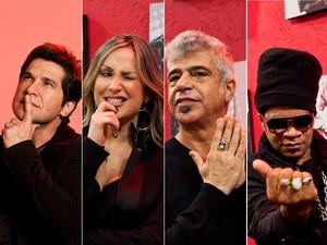Na primeira etapa do The Voice, os técnicos julgarão os selecionados apenas pela voz (Foto: The Voice Brasil/TV Globo)