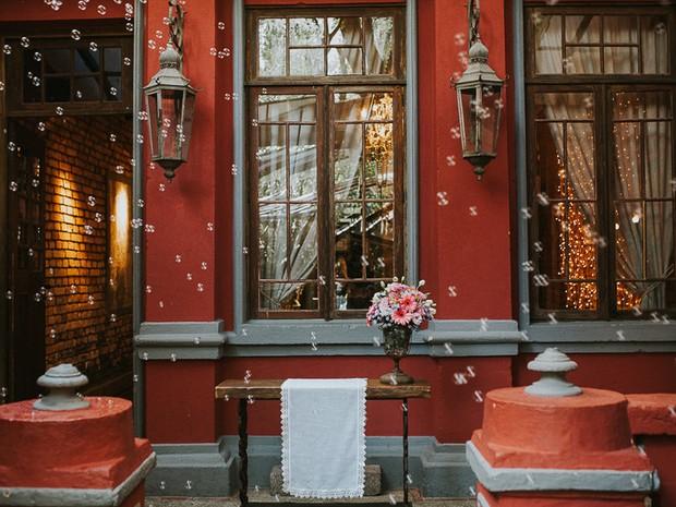 Casamentos em restaurante: Quintal (Foto: Divulgação)