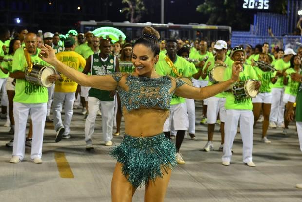 Claudia Leitte (Foto: Roberto Teixeira/EGO)