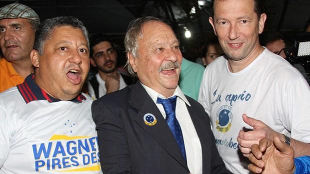 Wagner Pires de Sá; Cruzeiro