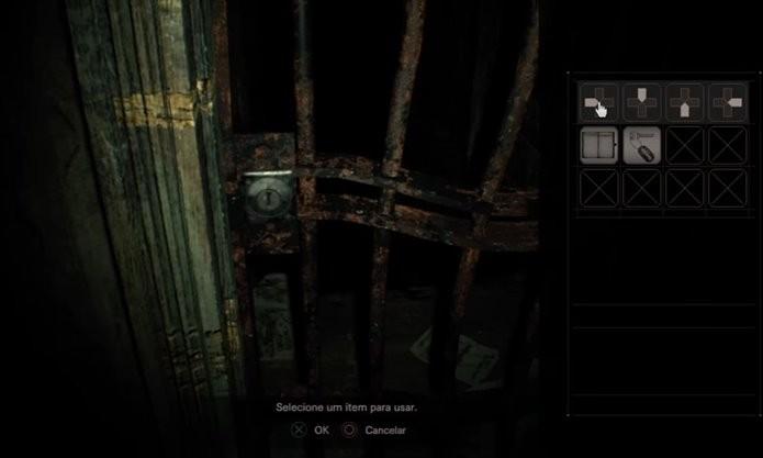 Casa de Resident Evil 7 esconde segredos sombrios e um novo inimigo (Foto: Reprodução/Felipe Demartini)
