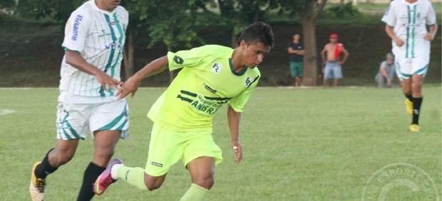 Erik, atacante do Goiás (Foto: Rosiron Rodrigues / Goiás E.C.)