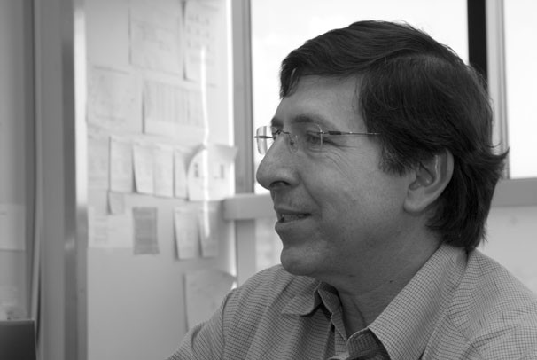José Eduardo Krieger (Foto: Bob Paulino)