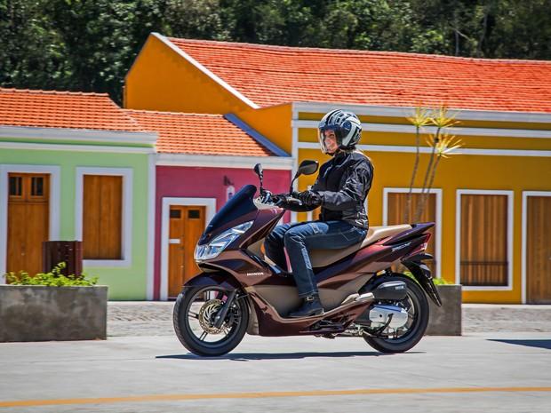 Honda PCX 2017 (Foto: Divulgação)
