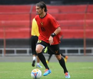 Robert Flores Sport (Foto: Aldo Carneiro / Pernambuco Press)
