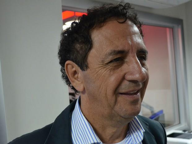 Gilson de Souza, prefeito eleito de Franca (SP) (Foto: Rodolfo Tiengo/G1)