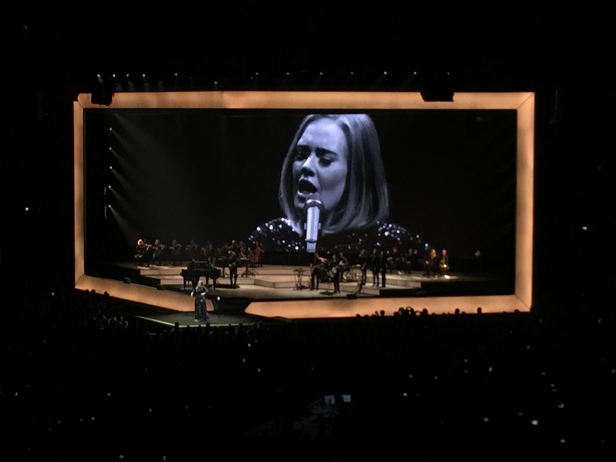 Versões instrumentais de duas músicas da Adele fizeram parte do estudo (Foto: Cole Camplese/FLICKR/ CREATIVE COMMONS)