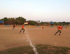 3º Campeonato de Futebol Master da Grande Família em Guajará-Mirim (Foto: Júnior Freitas)